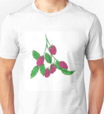 Rasberry Unisex T-Shirt