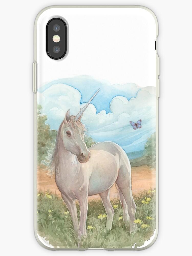Unicorn by JamesBrowneArt