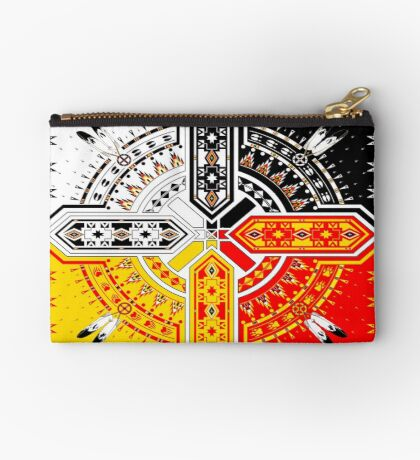 The Four Direction Studio Pouch