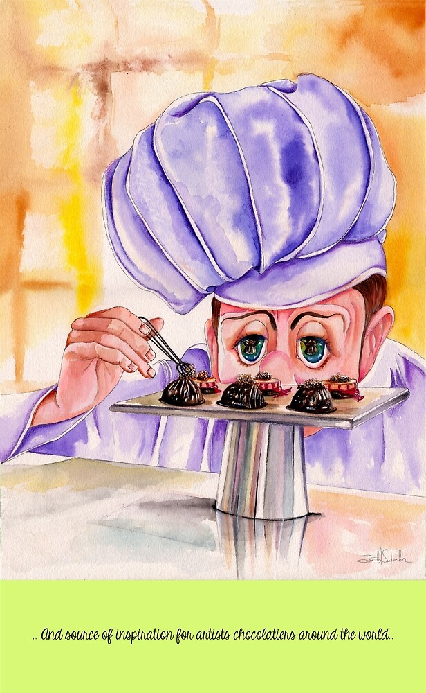 10- Le Chocolatier by IsabelSalvador