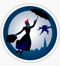 I'm Mary Poppins Y'all Sticker