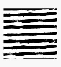 Stripes Photographic Print