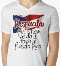 Despacito, This is How We Do It Down in Puerto Rico T-Shirt