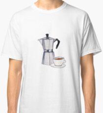 It's coffee o'clock Classic T-Shirt
