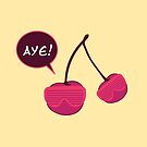 Aye Cherry by Dreaphilia