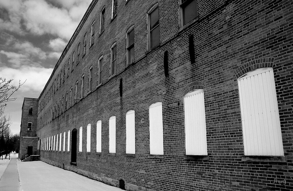 Old Furniture Factory by Jhug
