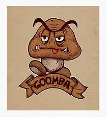 Goomba Photographic Print