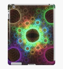 Psychedelic Algae | Fractal Art iPad Case/Skin
