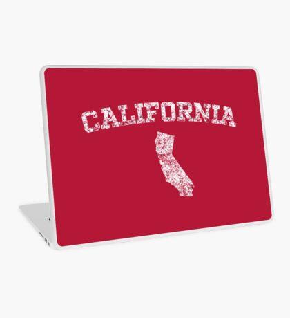 Retro & Vintage California States Shape Laptop Skin