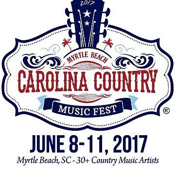 CAROLINA COUNTRY MUSIC FESTIVAL 2017 by bangasan121