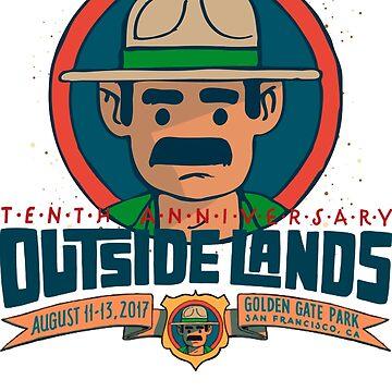 OUTSIDE LANDS MUSIC FESTIVAL 2017 by bangasan121