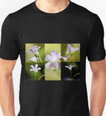 Oxalis collage Unisex T-Shirt