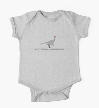Pixel Ornithomimus Kids Clothes