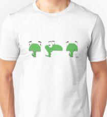 Dino Dude - Trio - Colour Unisex T-Shirt