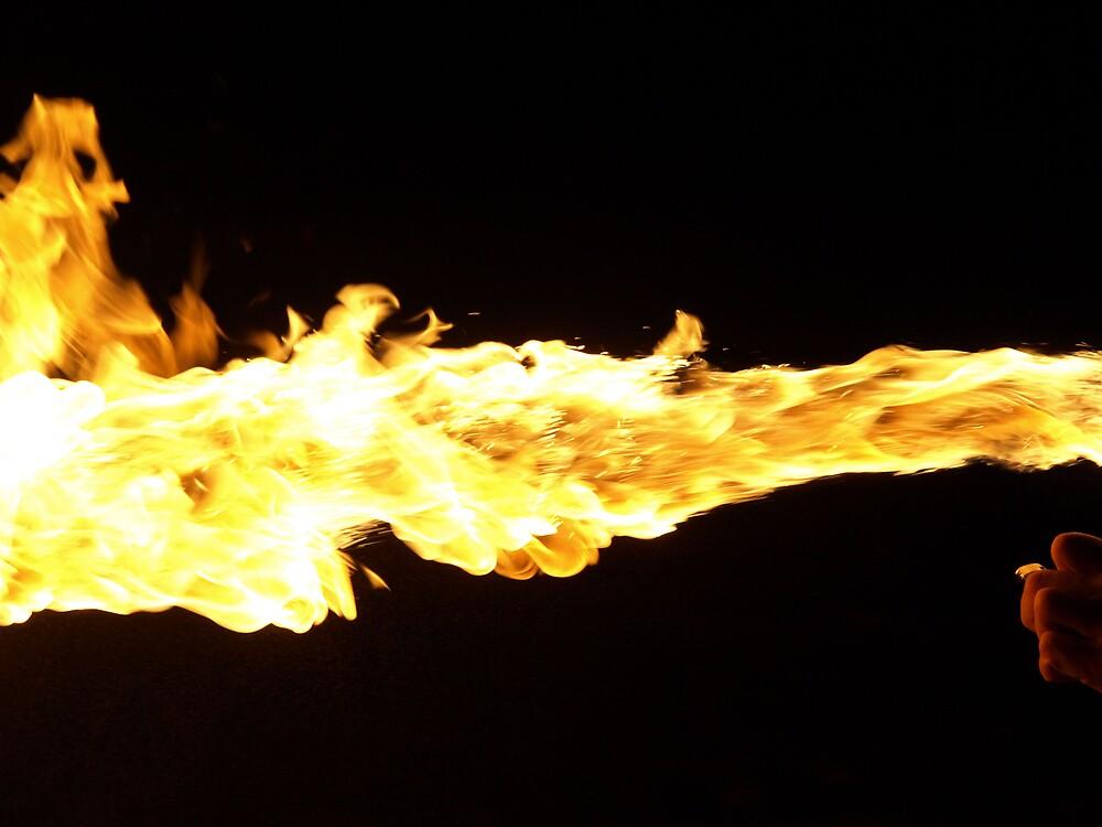 Fire Starter v3 by JThill
