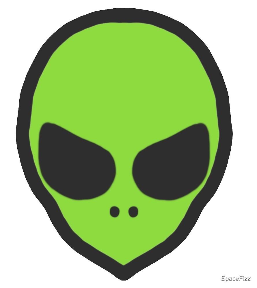 Alien by SpaceFizz
