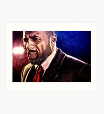 Luther Art Print