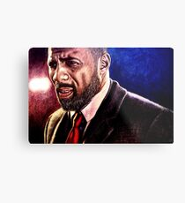Luther Metal Print