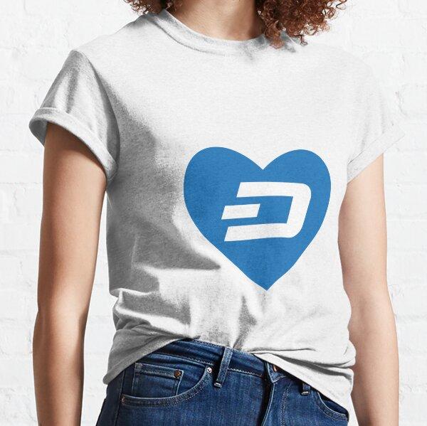 Love Dash Coin Classic T-Shirt