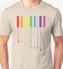 Color Keys Unisex T-Shirt