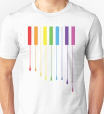 Color Keys Unisex T-Shirt