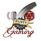 Rusty Quill Gaming Logo by RustyQuill