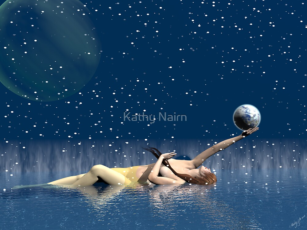 Rebirth by Kathy Nairn