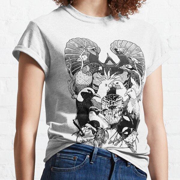 Australian Birds Classic T-Shirt