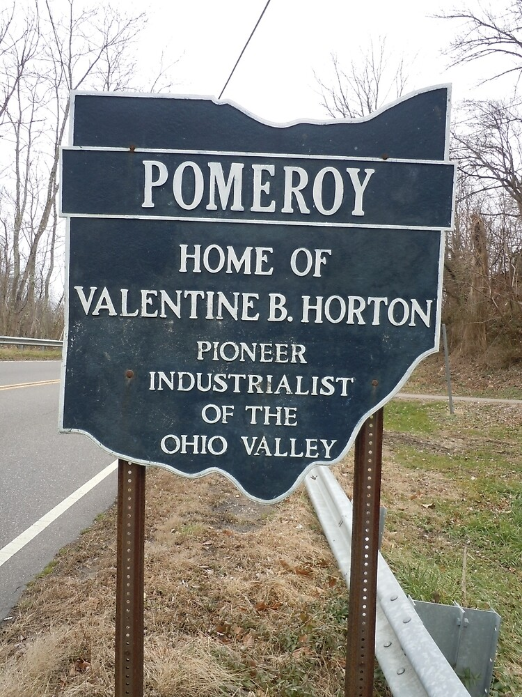 VALENTINE B. HORTON-HISTORICAL LAND MARK by James Gibbs