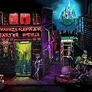 The Arcade  by Silverspook