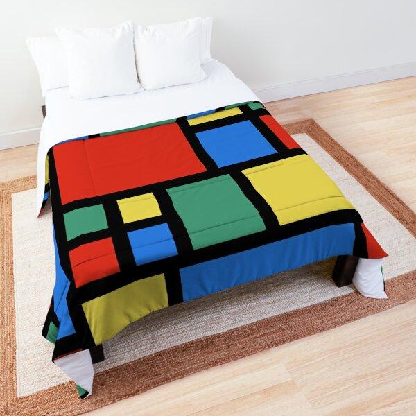 Blocks Comforter