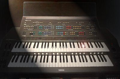 The Famous YAMAHA HX 1 system.. by Pagly2