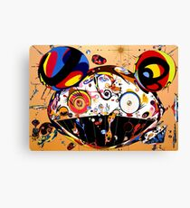 Tan Tan Bo by Takashi Murakami Canvas Print