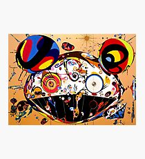 Tan Tan Bo by Takashi Murakami Photographic Print