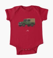 Series 1 SoftTop 3/4 Kids Clothes