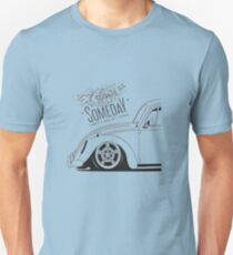 VW Beetle someday T-Shirt