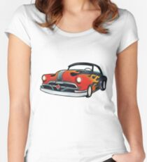 Hot Rod Women's Fitted Scoop T-Shirt
