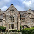 Abbey Farm House........Cerne Abbas, Dorset UK by lynn carter