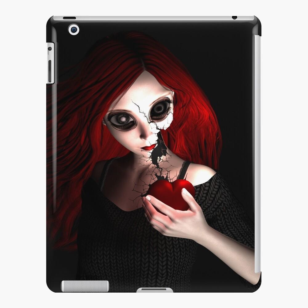 Goth Girl 3 iPad Case & Skin