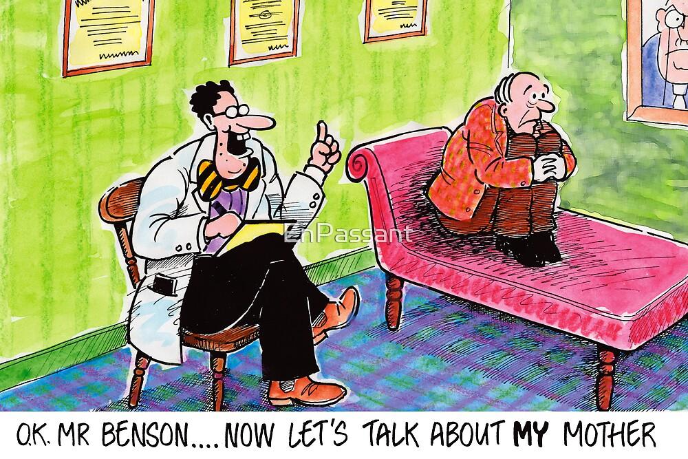 psychiatrist by EnPassant
