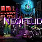 Neofeud - The Arcade by Silverspook