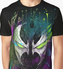 Spawn in the Disco Graphic T-Shirt