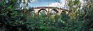 Lapstone Railway Bridge by STEPHEN GEORGIOU PHOTOGRAPHY
