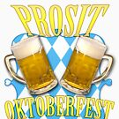 Oktoberfest, famous beer festival in Munich by gameover