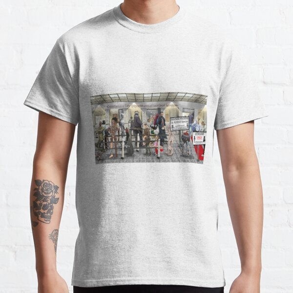 The Department of Sentient Services Classic T-Shirt