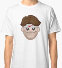 Roger Federer Face Classic T-Shirt
