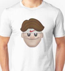 Roger Federer Face T-Shirt