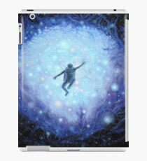 """""""Lost in space"""" Beautiful Haunting Space Astronaut  iPad Case/Skin"""