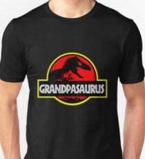 Grandpasaurus - T Rex - Funny Grandpa T-Shirts Unisex T-Shirt
