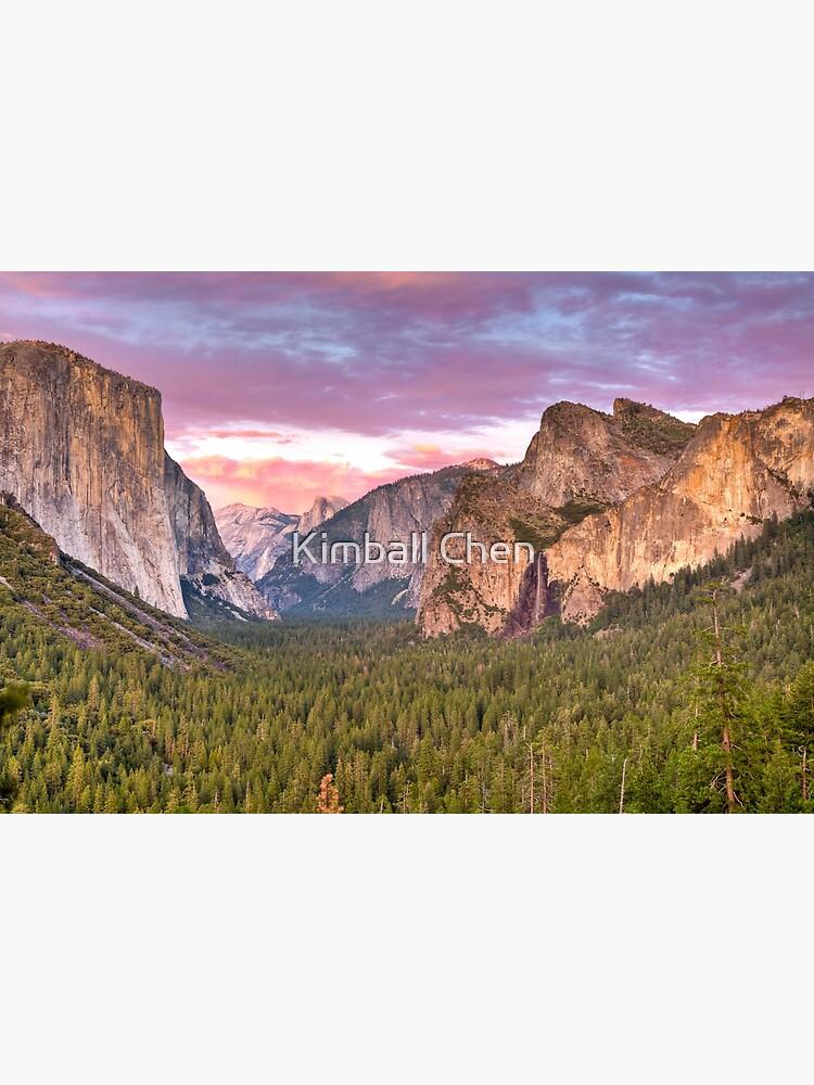 Yosemite Valley by keaphotography